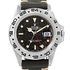 Rolex Explorer II 16550 39mm Mens Watch