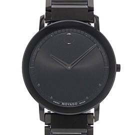 Movado Sapphire 606882 40mm Mens Watch