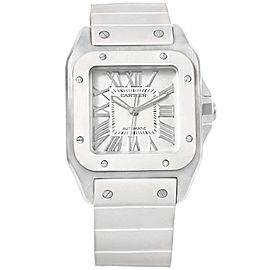 Cartier Santos W20129U2 32.0mm Womens Watch