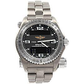 Breitling Emergency E76321 43.0mm Mens Watch