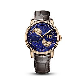Arnold & Son HM Double Hemisphere Perpetual Moon 1GLAR.U03A Watch
