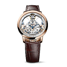 Arnold & Son Time Pyramid 1TPAR.S01A Watch