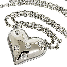 Tiffany & Co. Pt 950 Platinum Necklace