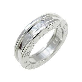 Bulgari B zero1 1 750 White Gold Band Ring