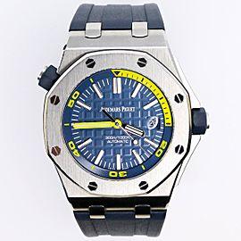 Audemars Piguet Royal Oak Offshore Diver Blue Dial Watch