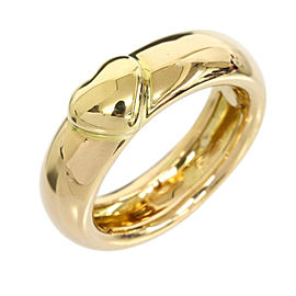 Tiffany & Co. Yellow Gold and Pink Gold Heart Ring