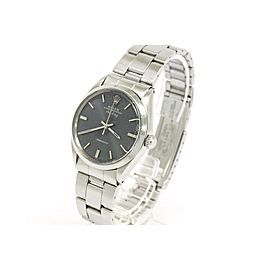 Rolex Air King 5500 Stainless Steel 34mm Watch