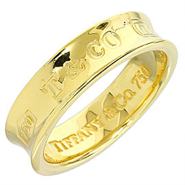 Tiffany & Co. 18K Yellow Gold Wedding Ring