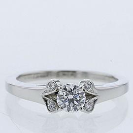 CARTIER Platinum/diamond Ballerina Ring TBRK-667