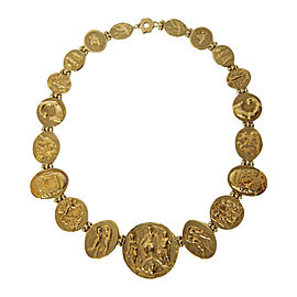 Tagliamonte 18K Yellow Gold Multi-Cameo Necklace
