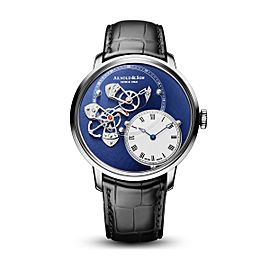 Arnold & Son DSTB White Gold 1ATAW.L04A 44mm Mens Watch
