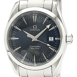 OMEGA Seamaster Aqua Terra Steel Quartz Mens Watch 2518.80