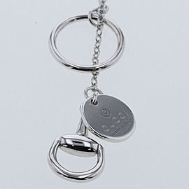 GUCCI 18K White Gold Necklace TBRK-186
