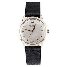 Tiffany & Co. Vintage 33mm Mens Watch