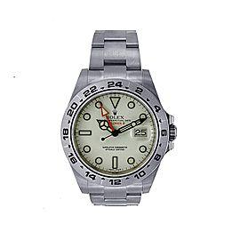 Rolex Oyster Perpetual Date Explorer II 216570 42mm Mens Watch