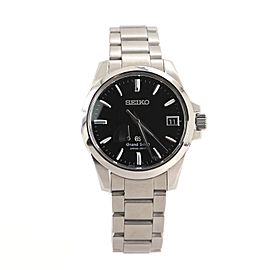 Grand Seiko Spring Drive Automatic Watch Stainless Steel 39