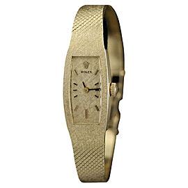 Rolex Vintage 13mm Womens Bracelet Watch