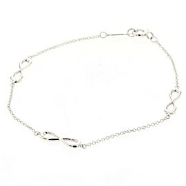TIFFANY & Co 925 Silver bracelet TBRK-490