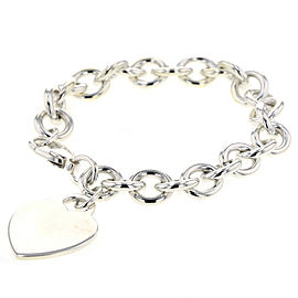 TIFFANY & Co 925 Silver bracelet TBRK-489