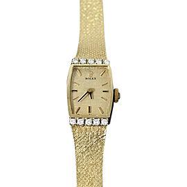 Rolex 1500 Vintage 15mm Womens Watch 1980s