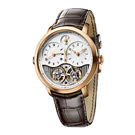 Arnold & Son DBG Gold 1DGAP.W01A 44 mm Mens Watch