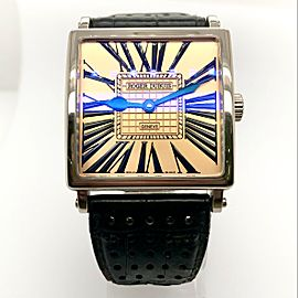 ROGER DUBUIS 43mm 18K White Gold Men's Watch 22 out of 28 Models