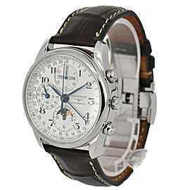 LONGINES Master collection L2.673.4 Chronograph Automatic Men's Watch