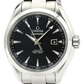 OMEGA Seamaster Aqua Terra Ladies Watch 231.10.34.20.01.001