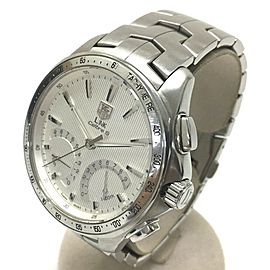 TAG HEUER CAT7011 Link Stainless Steel Chronograph Caliber S Wrist watch RSH-1139