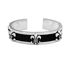 Chrome Hearts Sterling Silver Bracelet