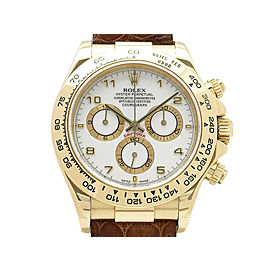 Rolex Daytona 116518(K) 40mm Mens Watch