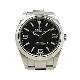 Rolex Explorer I 214270 39mm Mens Watch