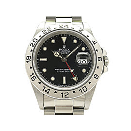 Rolex ExplorerII 16570(T) 40mm Mens Watch