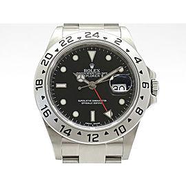 Rolex Explorer 2 16570(G) 40mm Mens Watch