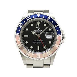 Rolex GMT Master II 16710(A) 40mm Mens Watch