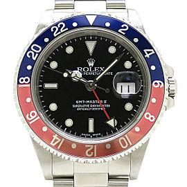 Rolex GMT-Master II 16710(A) 40mm Mens Watch