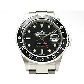 Rolex GMT-Master II 16710(F) 40mm Mens Watch