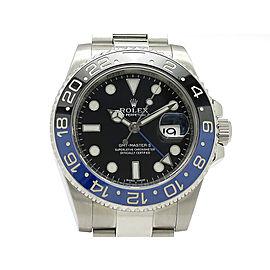 Rolex GMT Master 2 116710BLNR(Random) 40mm Mens Watch