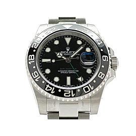Rolex GMT-Master II116710LN 40mm Mens Watch