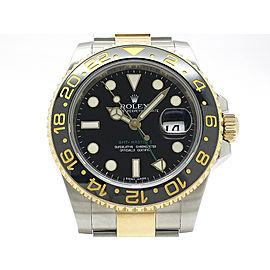 Rolex GMT Master 2 116713LN(Random) 40mm Mens Watch