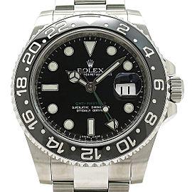 Rolex GMT-Master II 116710LN(V) 40mm Mens Watch