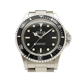 Rolex Submariner Vintage 5513(L) 40mm Mens Watch