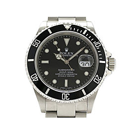 Rolex Submariner Date 16610(D) 40mm Mens Watch