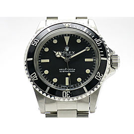 Rolex Submariner Mark _ 5513(3) Mens Watch