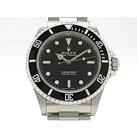 Rolex Submariner 14060M(D) 40mm Mens Watch