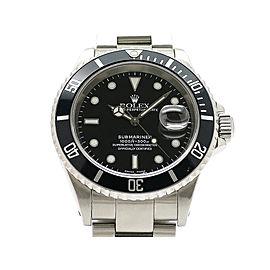 Rolex Submariner 16610(P) 40mm Mens Watch