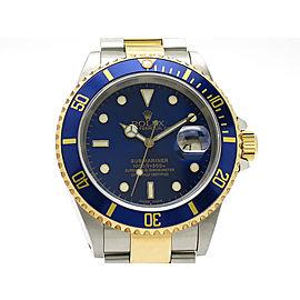 Rolex Submariner date 16613(A) 40mm Mens Watch