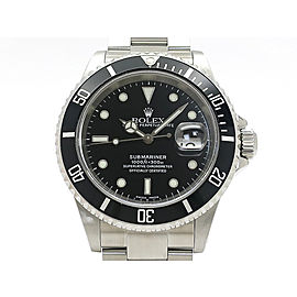 Rolex Submariner Date 16610(Y) 40mm Mens Watch