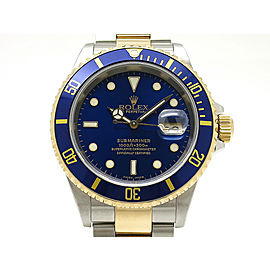 Rolex Submariner Date 16613(P) 40mm Mens Watch