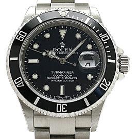 Rolex Submariner Date 16610(V) 40mm Mens Watch